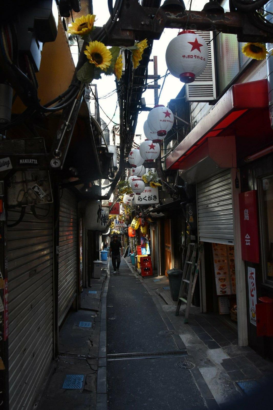 Shinjuku - Golden-Gai
