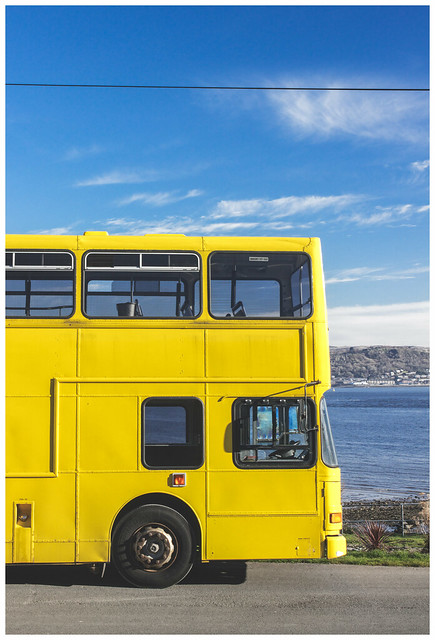 Yellow Bus, Kilcreggan