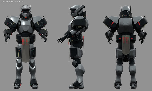 Destiny 2: Forsaken Concept Art – PlayStation-Exclusive Titan Armor | by PlayStation.Blog