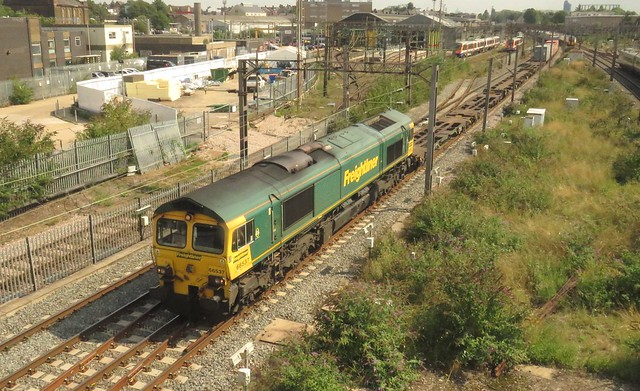 66537 Willesden Junction