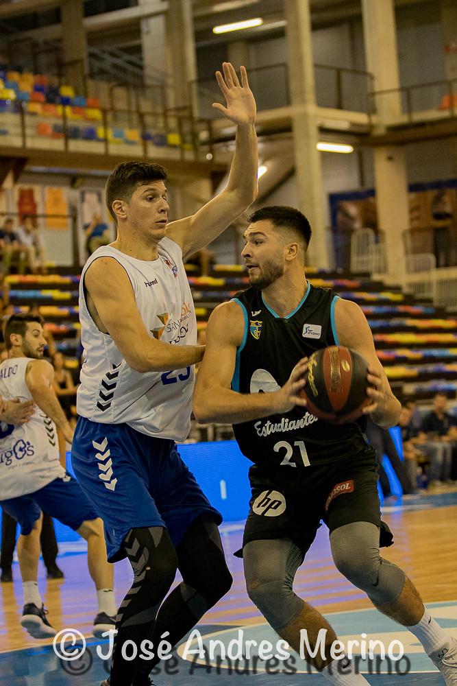Estudiantes-San Pablo Burgos 2018