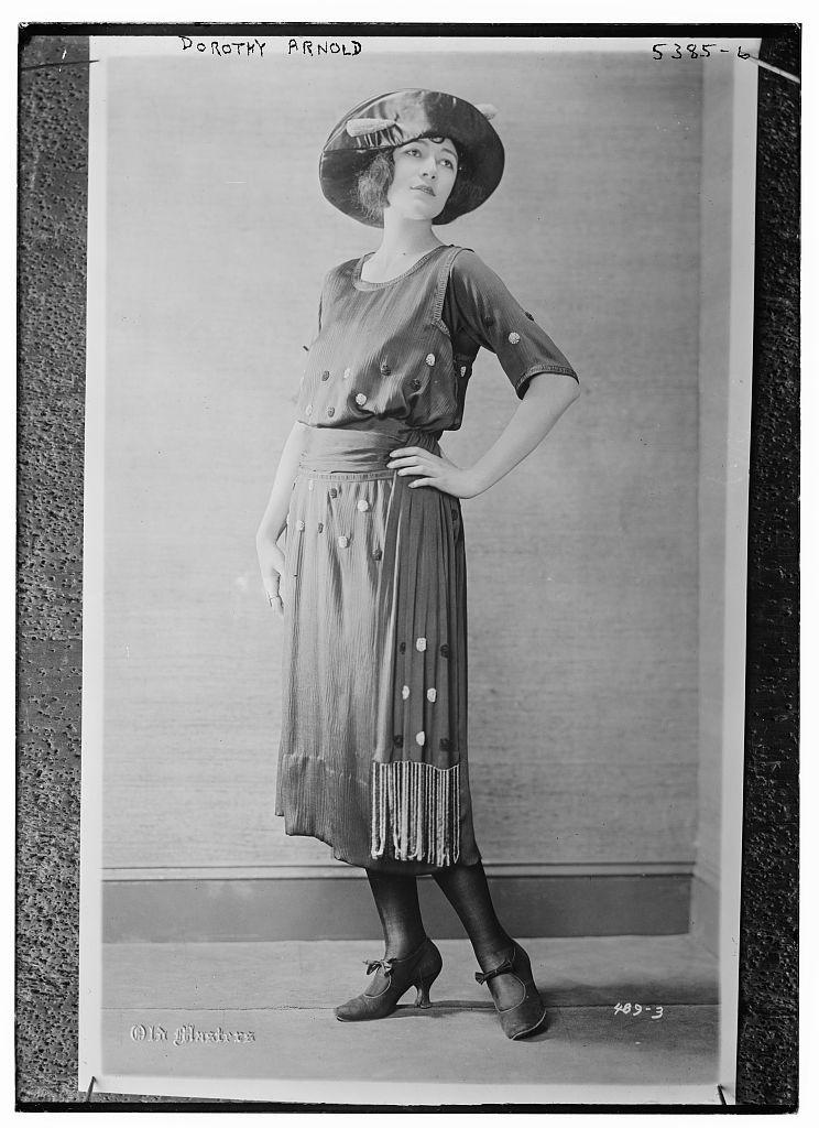 Dorothy Arnold (LOC)