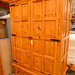Tall two door 4 drawer Wardrobe E275