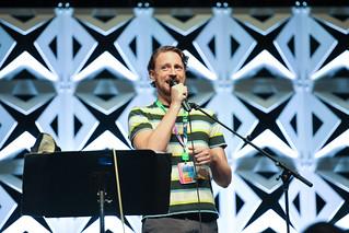 Keystone Comic Con 2018: Drennon Davis | by Kendall Whitehouse