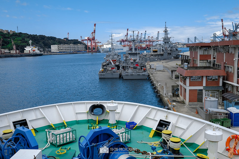 勵進號 海洋研究船