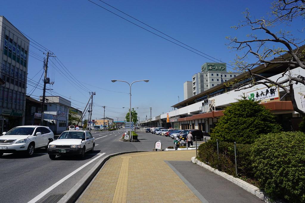 本八戸駅前