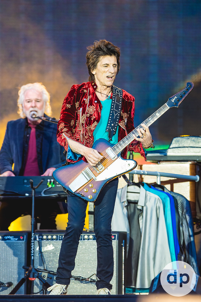 The Rolling Stones // Old Trafford, Manchester 05 06 2018