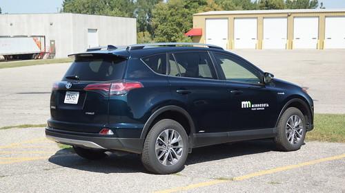 2018 Toyota Rav4 Hybrid Photo