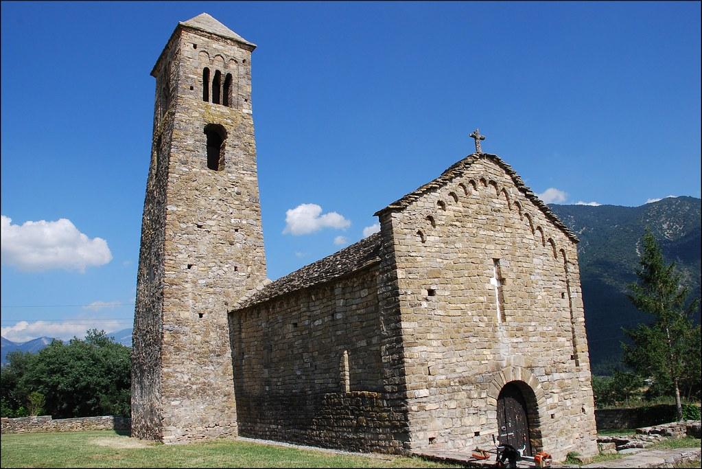 Resultado de imagen de Iglesia de San Clemente de Coll de Nargó