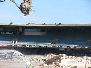 AAMI Stadium Football Park Demolition - August 2018 | by RS 1990