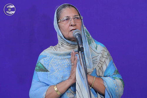 Member Executive Committee, SNM, Joginder Kaur from Chandigarh