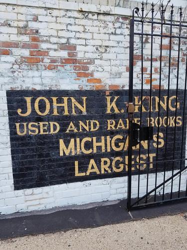 John K. King | by grongar