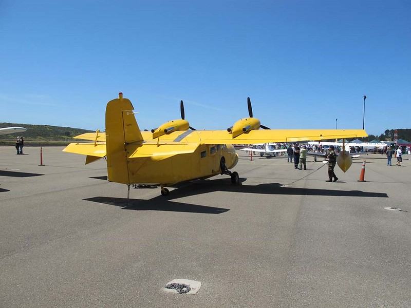 Grumman G-44 Widgeon 1