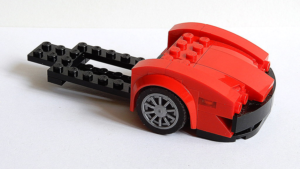 How to Build LEGO Speed Champions (Updated MOC - 4K) | Flickr