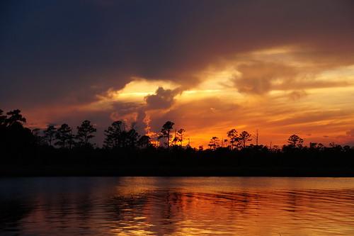 sunset spectacularsunsetsandsunrises cloudsstormssunsetssunrises sony clouds sonyphotographing sonya58 northcarolina northwestcreek fairfieldharbour cloudscape