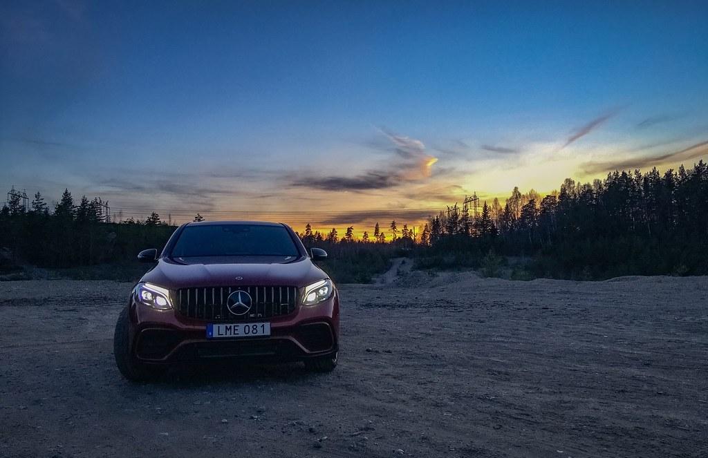 Mercedes-AMG GLC 63 S Coupé 4MATIC+