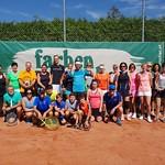 Mixed Vereinsmeisterschaft 09.09.2018