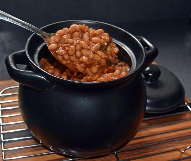 Savory Beans