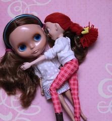Blythe A Day - Aug 25 - Kiss and Make Up