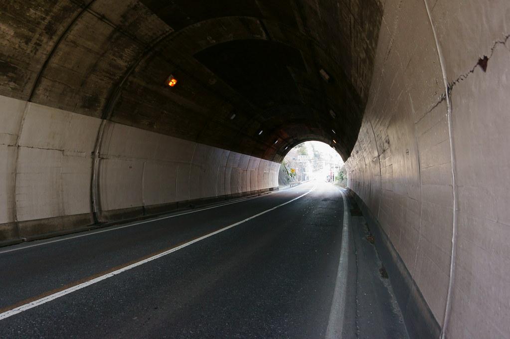 平潟隧道坑内