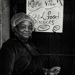 """""""Though Her Food Was Mostly Savory, She Poured The Sweetness Of Grace Into All Of It She Served"""", Martin Luther King Jr. Avenue, Historic Anacostia, Washington, DC 