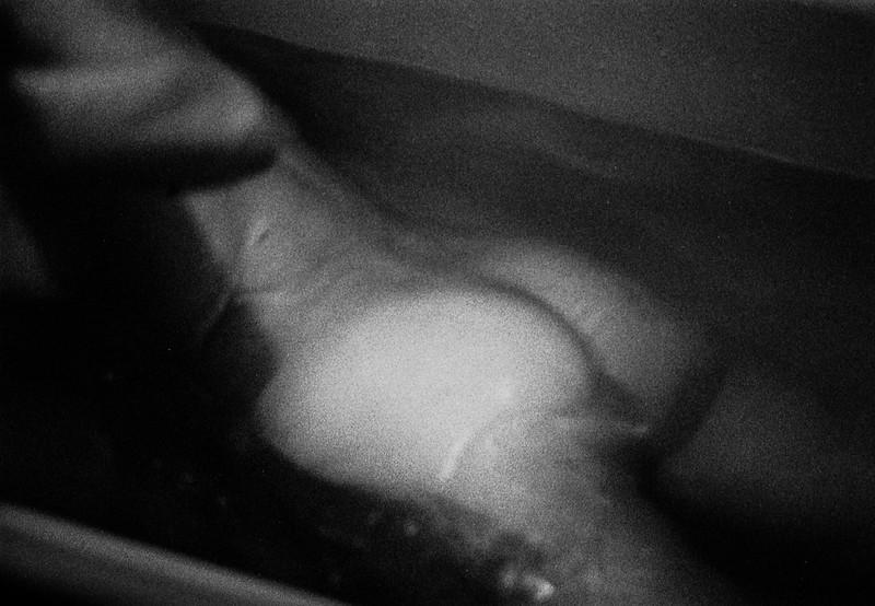Kvinne i bad
