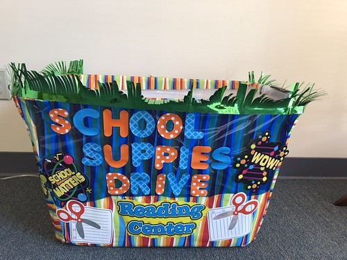 Cremation Society of Virginia - Charlottesville: School Supply Drive   by cremationsocietyofvirginia