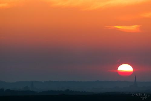brüssel sonnenaufgange sunset landschaft belgien