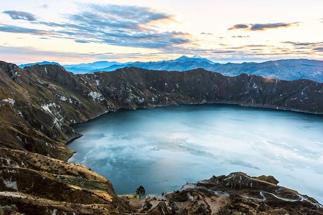 5 Vulkanen in Ecuador, Mini expeditie