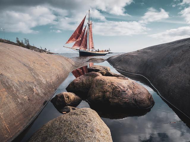 Ship, Ahoy!