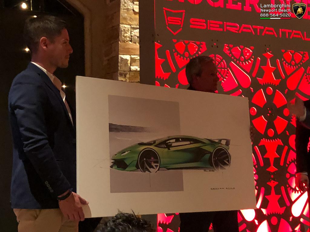 Serata Italiana Dinner Lamborghini Club Of America Flickr