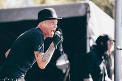 Lower Class Brats en Riot Fest Chicago 2018
