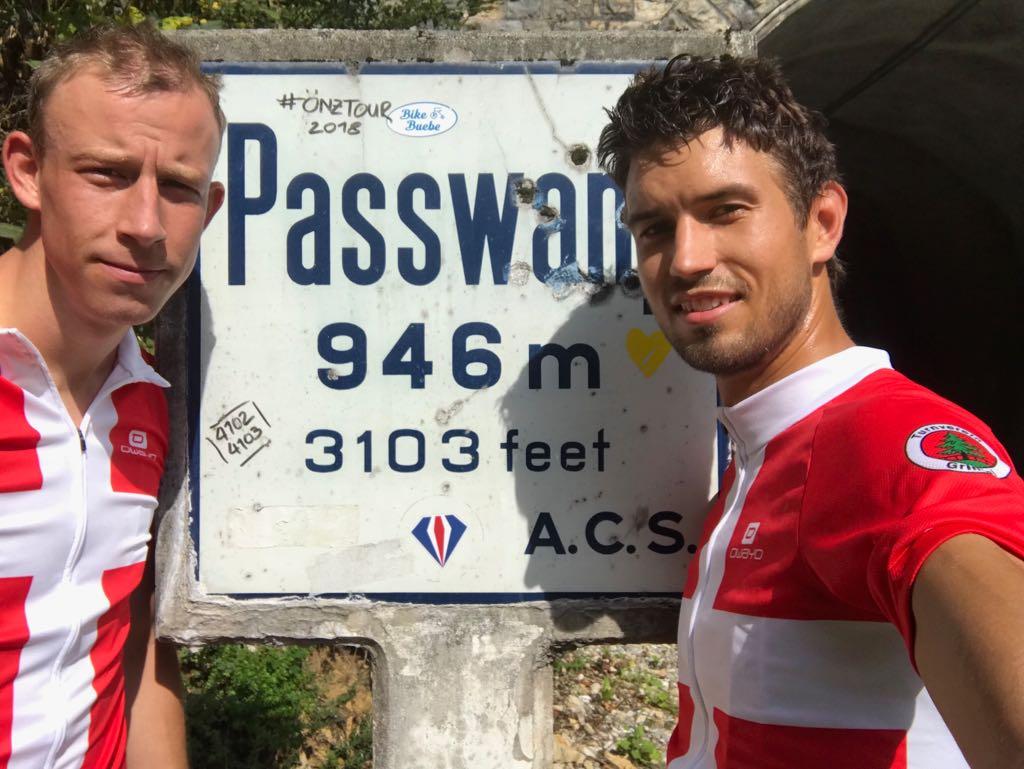 Passwang 2018 Daniel & Simon