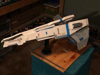 LEGO - SHIPtember 2018 - WIP