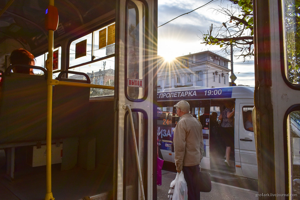 Реформа в Твери: автобусы вместо маршруток и троллейбусов