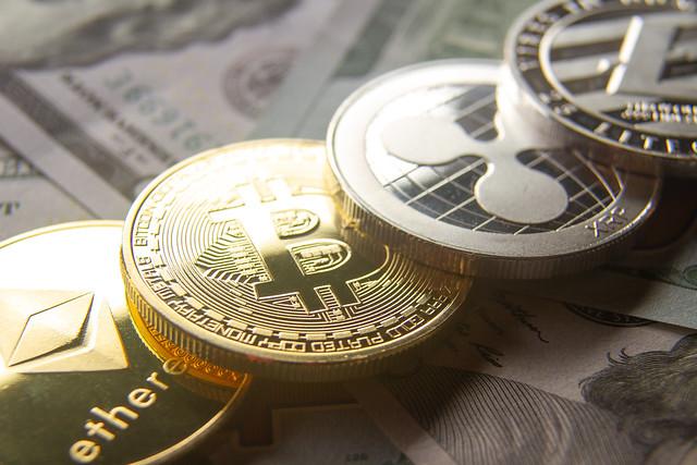Ethereum, Bitcoin, Ripple, and Litecoin