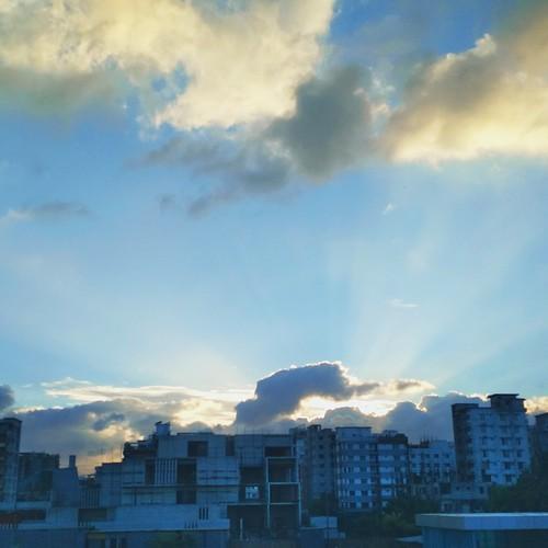 urban sunset bangladesh arif dhaka xiaomi 4x