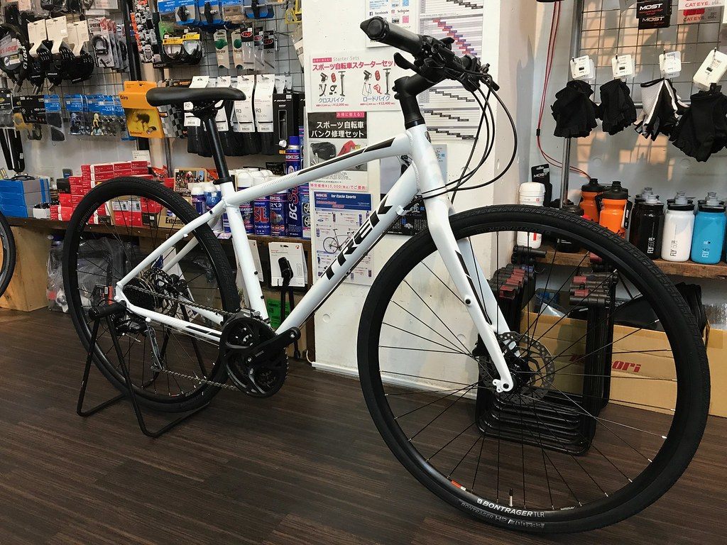 a2f43a3d8fd ... 2019 TREK FX 3 DISC WHT (1) | by Bicycle Shop_Cycle Pine