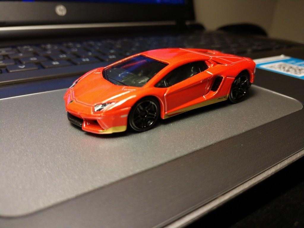 Hotwheels 2015 Lamborghini Aventador Miura Homage Edition Flickr