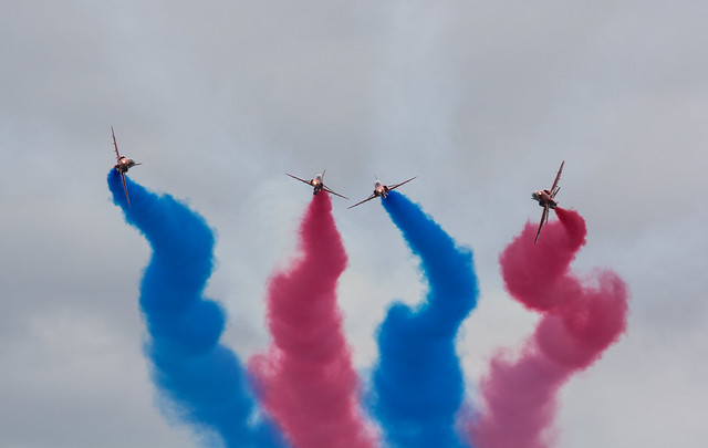 EGKB - The Red Arrows