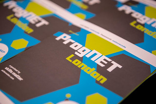 ProgNET London 2018 | 12th - 14th Sep 2018 | London