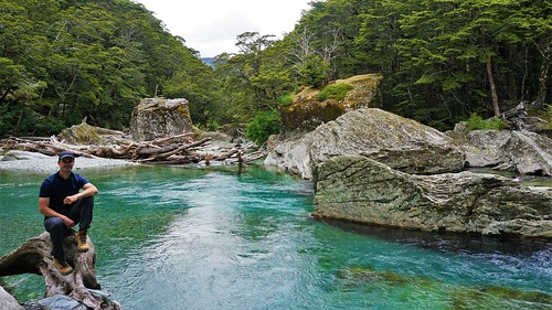 Routeburn River | by Jose Luiz Gonzalez