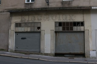 Electrolux Ghost Sign Nantes