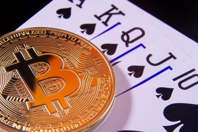 Bitcoin royal flush