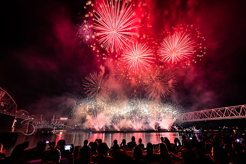 WEBN Fireworks | 2018.09.02