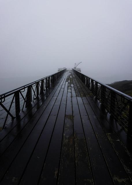 Blackness Castle Pier