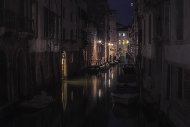 Venetian paths 103(dal ponte tetta)
