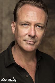 Actor, Steve Huggins   by Chris Bailey Photographer