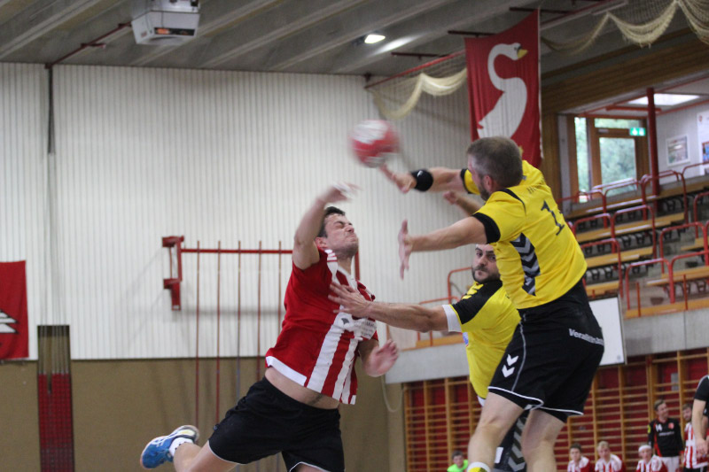2018.09.02 - 2.Liga SG Wädi/Horgen - HC TSV Meilen (22:22)