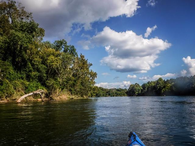 Savanah River with LCU-157
